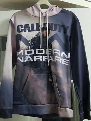 £7.49 • Buy Call Of Duty Hoodie Mens Boys Size Medium New