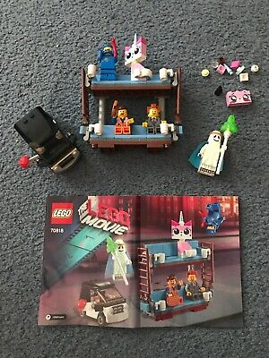 $ CDN62.24 • Buy LEGO Movie Double-Decker Couch #70818 COMPLETE W/ Instruction Manual — Retired