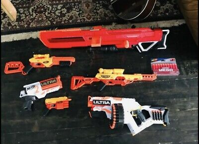 AU50 • Buy Bulk NERF Guns In Very Good NEW + USED Condition
