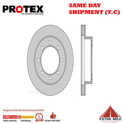 AU208.83 • Buy Protex Front Rotor Pair For FORD F250 7.3L 1994 - 1997