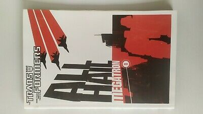 £6.99 • Buy IDW All Hail Megatron Complete Volume 1 Tpb G1 Decepticons Mtmte Transformers