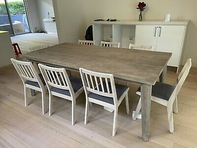AU700 • Buy Brand New 8-seater Focus On Dining Table