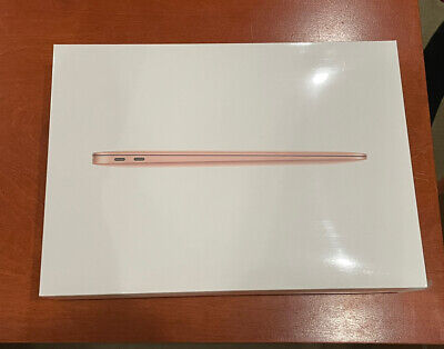View Details Brand New Sealed Gold Apple Macbook Air 13 Inch M1 8G Memory 128GB SSD • 910.00$
