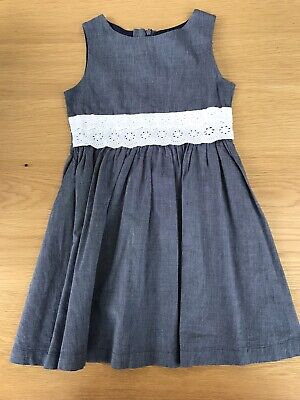 AU3.08 • Buy John Lewis Girls Dress Age 4-5 Worn Once Immaculate Condition