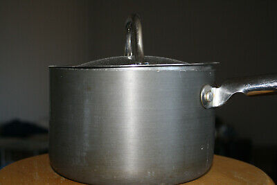 $ CDN33.12 • Buy Member's Mark Hard-Anodized 3 Qt Aluminum Saucepan W/ Metal Lid
