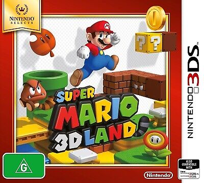 £18.74 • Buy Super Mario 3d Land (nintendo Selects) [new 3ds Game]