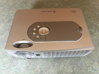 £24.50 • Buy Sahara AV-3618 DLP Projector With Cables, Case And Remote