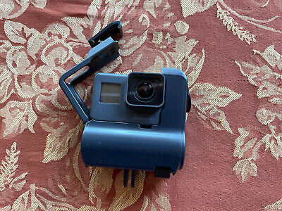 AU114.05 • Buy 4K GoPro HERO5 Action Camera - Black Lightly Used With Extended BatteryPack