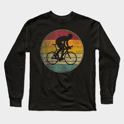 Bicycle Riding Vintage Long Sleeve T-Shirt • 16.64£