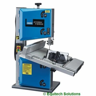 £165.95 • Buy Draper 98471 Wood Band Saw Bandsaw 200mm 8  Woodworking Bench Mounted Workshop