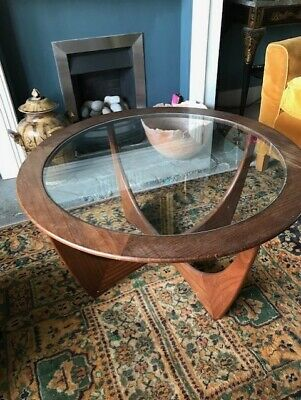G Plan Round Coffee Table Retro.  Collection Only • 30£