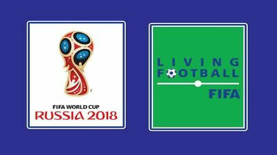 £5.99 • Buy Russia World Cup 2018 Patch Set For Football Shirt