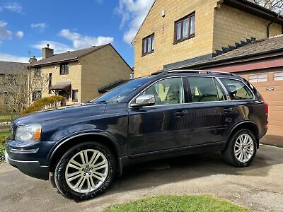 Volvo XC90 2.4 D5 Executive Geartronic AWD 5dr • 6,930£