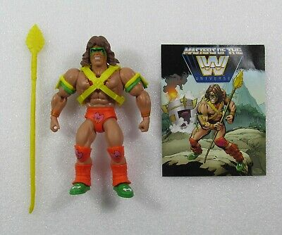 $22.50 • Buy Mattel Masters Of The WWE Universe Ultimate Warrior Action Figure - Complete!