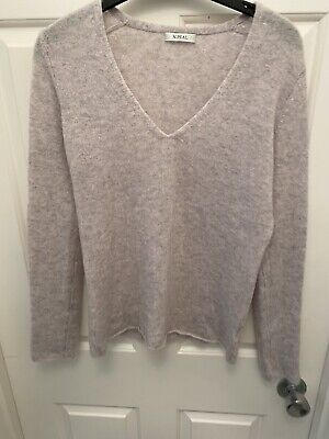 N Peal Cashmere Jumper Small • 30£