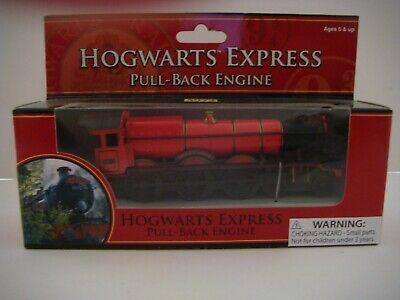 Hogwarts Express Pull-back Engine Mint In Box • 17£