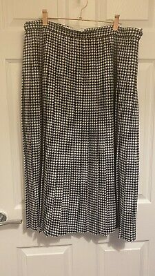 Cotswold Collection Wool Skirt 18 • 6.99£