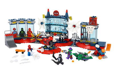 £77.51 • Buy Lego 76175 Marvel Spider-Man Attack On The Spider Lair - NEW Sealed
