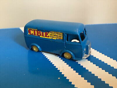 Vintage Diecast Model French Dinky Toys Citroen Cibie Delivery Van • 12.99£