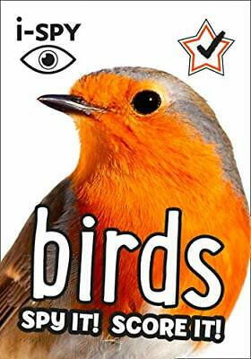 £4.70 • Buy I-SPY Birds: What Can You Spot? (Collins Michelin I-SPY Gui By I- S P Y New Book