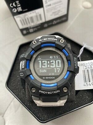 View Details Casio G-Shock GBD-100-1A7ER G-Squad Fitness Watch • 90.00£