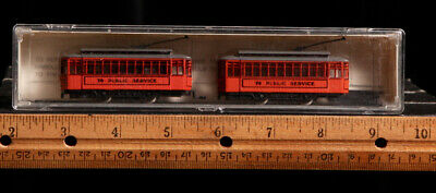 AU31.67 • Buy N Scale Model Power Brill Trolley With Dummy FREE SHIPPING