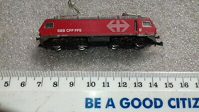 AU51.80 • Buy Marklin Miniclub Z Gauge Locomotive