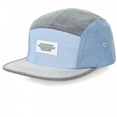 WeSC Block 5 Panel Cap - Assorted - BRAND NEW WITH TAGS • 4.99£