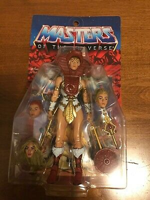 $125 • Buy Masters Of The Universe Classics Teela. Ultimate Edition Super7 TEELA