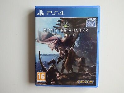 AU9 • Buy Monster Hunter World For PS4 In MINT Condition