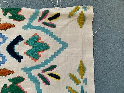3m Of Jane Churchill Chintal Fabric Multi RRP £104 Per M Still Available On Roll • 155£