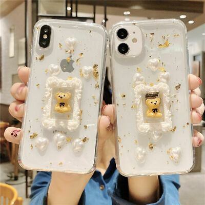 AU11.99 • Buy Fashion Shockproof Case Cute Cover For IPhone 12 Pro Max 11 Pro 8 Plus XS XR SE2