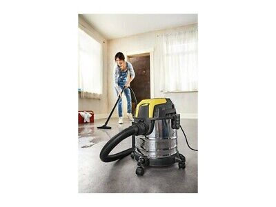 £49.99 • Buy Parkside Wet & Dry Vacuum Cleaner PWD 12 A1 1200w 12L 2M Suction Hose