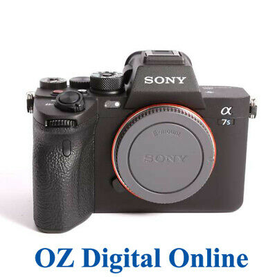 AU5109 • Buy NEW Sony Alpha A7S III Body MK3 Mirrorless Digital Camera Body 1 Year Au Wty