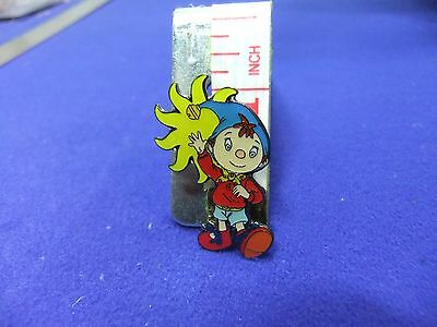 Vtg Pin Badge Noddy Enid Blyton Toyland Character Childrens Charity Appeal • 5.20£