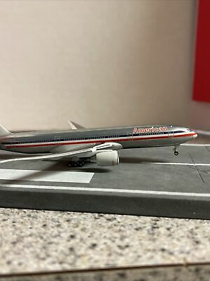 $72.99 • Buy Star Jets SAMPLE 500 Scale Diecast Model Polished AA Boeing 777-223ER N787AL