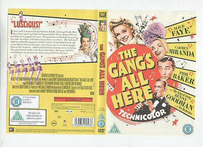 £2.95 • Buy The Gang's All Here (1943) Busby Berkeley Classic Musical