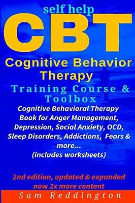 £18.07 • Buy Self Help CBT Cognitive Behavior Therapy Training Course & Toolbox: Cognitive…