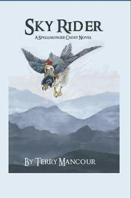 AU26.75 • Buy Sky Rider: A Spellmonger Cadet Novel By Mancour, Terry (Paperback)