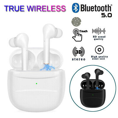 $ CDN4.07 • Buy Wireless Bluetooth Handsfree Earphone Earbuds Headset For IPhone Samsung Android