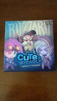 AU7.21 • Buy Overwatch Blind Boxed Cute But Deadly Series 4 - 020626139854
