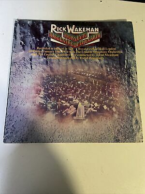 Rick Wakeman – 'Journey To The Centre Of The Earth' 12  Vinyl LP 1974 UK. • 0.99£