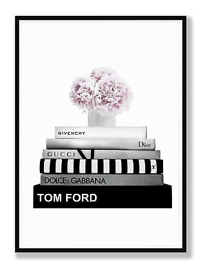 £24.95 • Buy Designer Dior Chanel Bedroom Wall Art Home Decor Poster Bookcase 6 (Size 50x70)