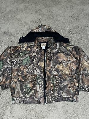 £58.63 • Buy VTG Woolrich Hunting Camo Jacket Advantage Timber Insulated Mens Size XXL 5548WT
