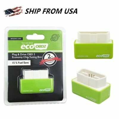 $12.88 • Buy 1pc Eco OBD2 POWER PERFORMANCE CHIP GAS/FUEL SAVER FOR DODGE RAM 1500
