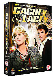 £5.50 • Buy Cagney And Lacey - Series 1 - Complete (DVD, 2007, 5-Disc Set, Box Set)
