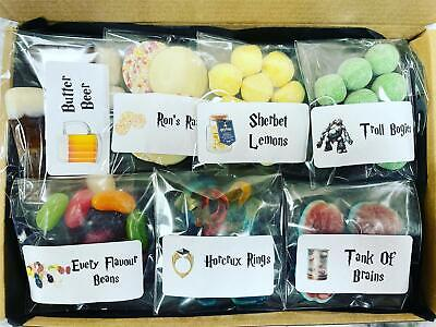 £7.99 • Buy Harry Potter Inspired  Sweets Personalised Birthday Gift Box Wizard Witch
