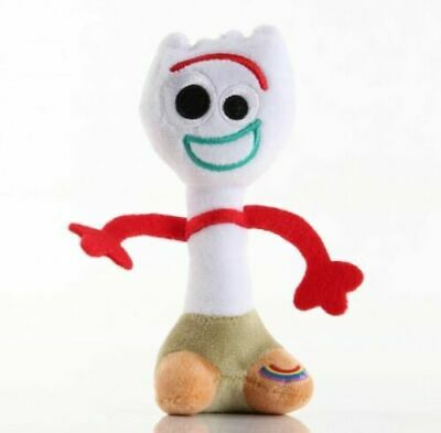 £3.99 • Buy  Forky Plush From Toy Story 4 Toy Stuffed Soft Doll Kids Boys Girl Gift 2019