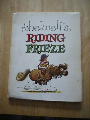 £7.99 • Buy Thelwell's Riding Frieze By Thelwell Paperback Book The Cheap Fast Free Post