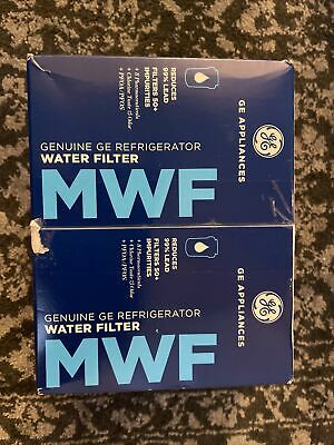 $ CDN21.30 • Buy MWF Water Filter For GE Refrigerators 2 Pack Genuine GE Appliance Filter NEW